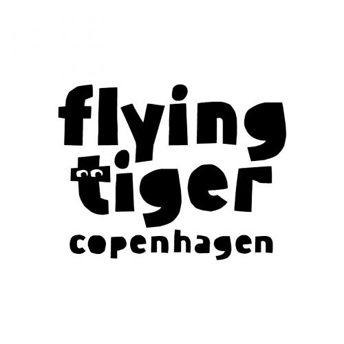 logotipo da Flying tiger