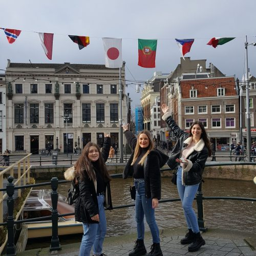 Erasmus Holanda 2020