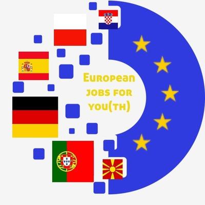 Logo european jobs foy you(th)
