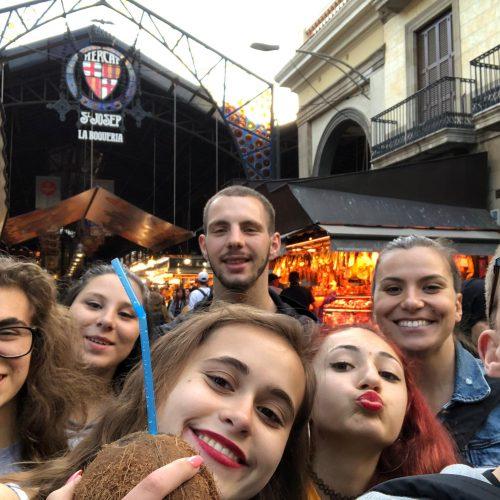 Erasmus Barcelona 2019