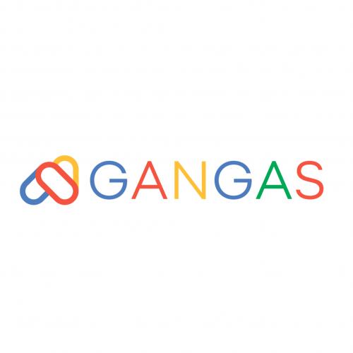 logotipo da gangas