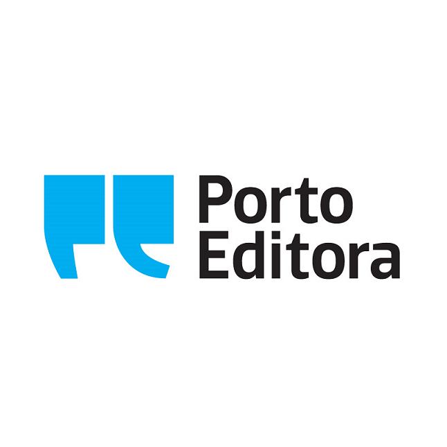 Logotipo da Porto Editora